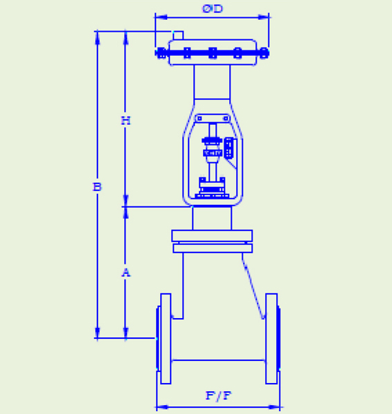 2way-globe-control-valve-with-direct-actuator