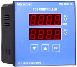Micro Controller Based TDS Indicator / controller